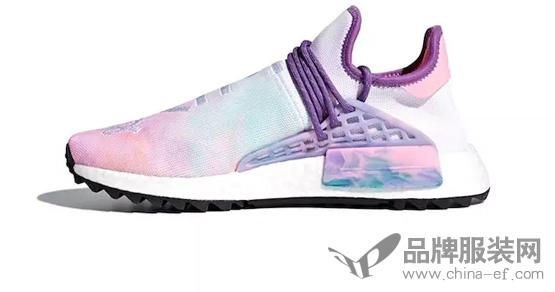 Pharrell与adidas合作推出Pink Glow 3月2日正式发售