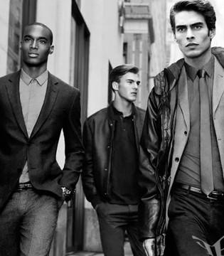 时隔三年 DKNY重回男装领域 首个男装系列将于4月上市