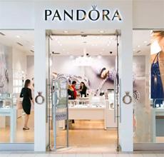 珠宝品牌Pandora去年收入远逊预期 今年将新开200家店