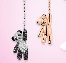 麒麟珠宝满浪漫和喜庆的气氛与您欢度农历新年和情人节