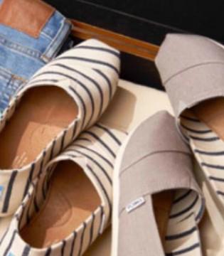 TOMS VENICE帆布懒人鞋系列发售 用色彩创造仪式感