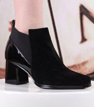 dambolo鞋履潮流 2018换上小黑鞋才叫时髦