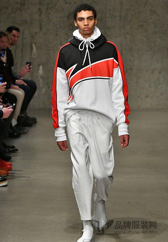 中国运动品牌LI-NING正式登陆纽约时装周 演绎运动潮流