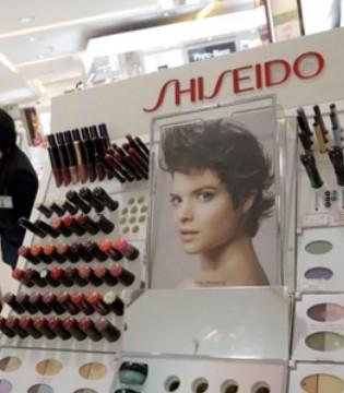美妆需求不断上涨 2017年资生堂中国销售额大涨22%