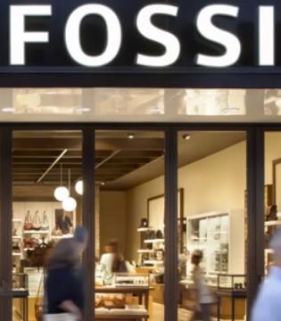 手表生产商Fossil 2017年净亏损达4亿美元