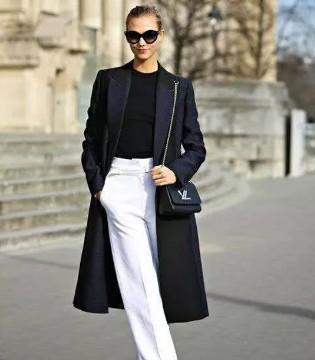 贝银服饰 与大衣最不搭的三条裤 你最好别穿了!