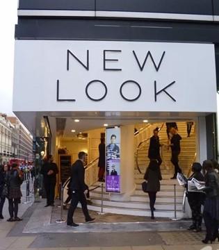 New Look将关闭英国10%的门店 即将与业主展开谈判