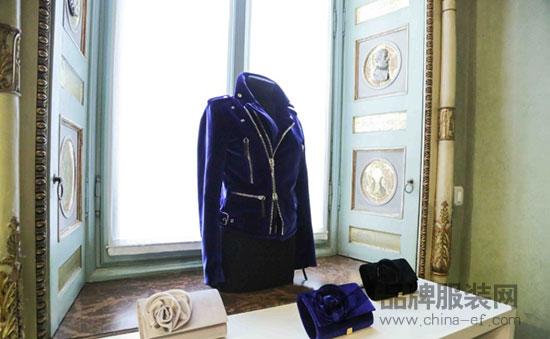 米兰时装周Giuseppe Zanotti 2018秋冬系列新品预览展