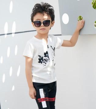 简简单单的t恤 不简单的西瓜王子2018春夏新品