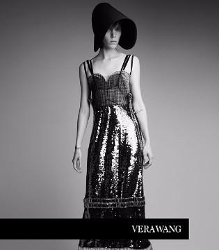 VERA WANG最新2018春夏成衣系列广告大片释出