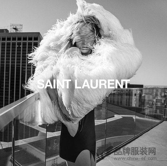 Saint Laurent全新2018春夏系列广告大片释出 风骚且高级