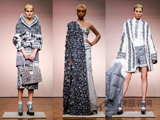 Thom Browne 2018秋冬大秀在巴黎时装周如期而至