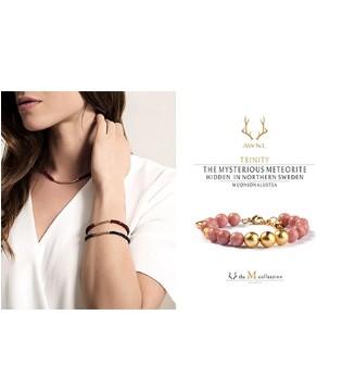 AWNL 瑞典轻奢珠宝品牌M陨石限量系列