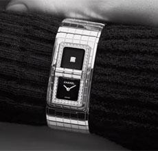 Chanel Code Coco系列腕表 最新博彩白菜网圈新晋团宠