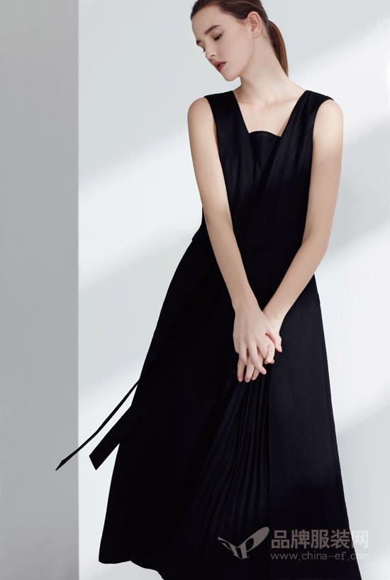 MINGSHI名实女装 2018年秋季新品发布会