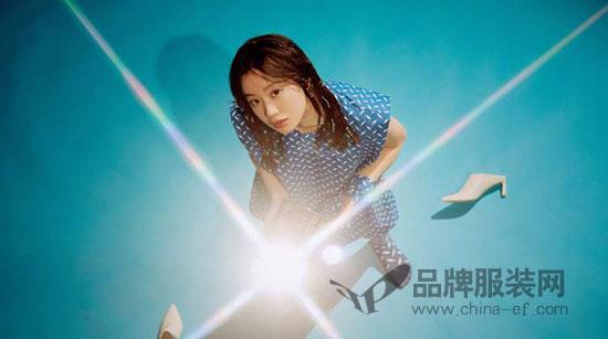 90后新生代演员李梦登《YOHO!GIRL》五周年刊封面