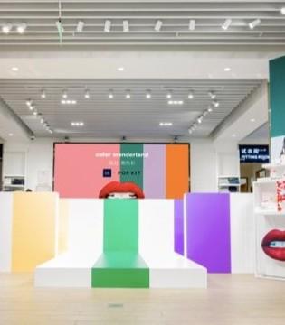 Gap在中国最大旗舰店卖起了彩妆 创意总监是这么说的