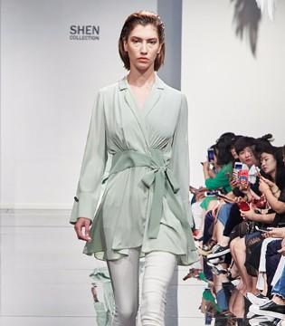 中国服装博览会 凯伦诗在2号馆I001号等你来