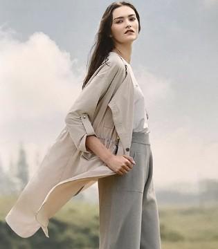 点占高级大牌的北欧风穿在身上 时尚不张扬