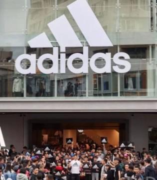 令Nike坐立不安 adidas一路狂奔 收入首次超200亿欧元