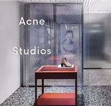 令行业震惊 火遍时尚圈的Acne Studios也要被卖了