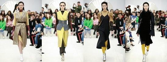 深圳时装周 DAMO WANG在反复和繁复之间的双重变奏