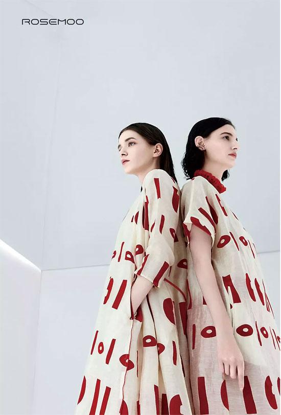 ROSEMOO18春夏新品上新教你如何穿衣更潮流时尚