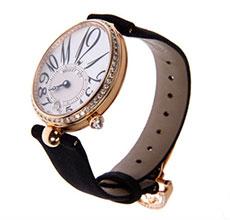 宝玑那不勒斯腕表 展现女人优雅气质