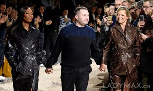 Dior男装创意总监换人 Kim Jones接替Kris Van Assche