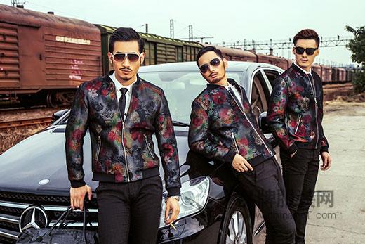 GK男装夹克外套 带你了解人类服饰的进化史