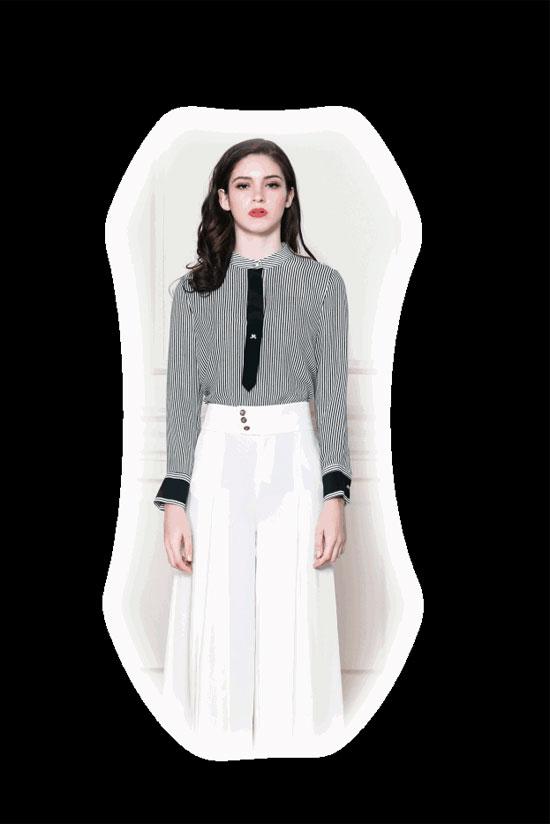 HQPattein女装品牌来自真丝与春天的艺术碰撞