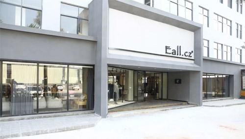 Eall.cz 中国纺织工业联合会会长孙瑞哲莅临到访伊卓公司