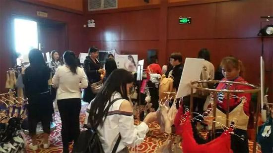 奥维丝丽内衣 2018全国新品会议首站广西