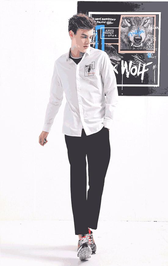 Saslax莎斯莱思男装2018夏新品发布 大胆追求更独特的时尚