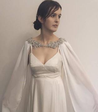 Etsy发布2018年Top婚礼用品趋势预测 斗篷式婚纱最近很火