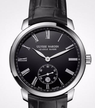 品鉴雅典腕表 展现腕表优雅迷人的姿态