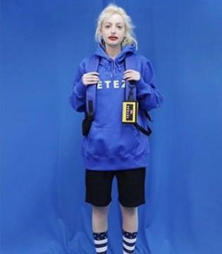 韩国VETEZE品牌2018春夏男装女装搭配手册