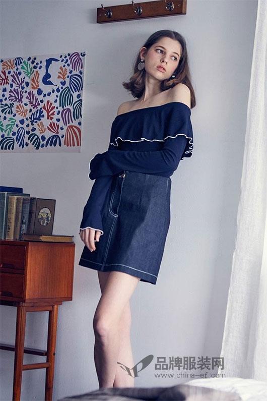 韩国女装品牌Lartigent 2018春夏新品系列
