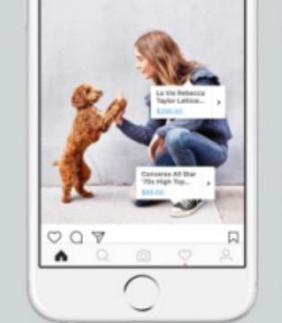 Instagram在8个新国家推出电商购物功能 社交版图再扩大