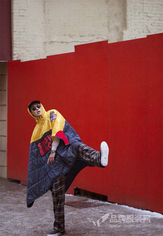 杨�v宁最新纽约时尚街拍大片曝光 街头型男力MAX