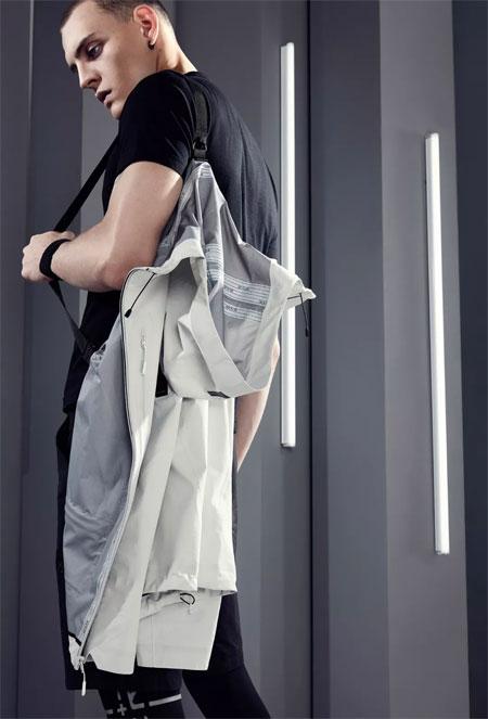 思凯乐偶像实力派冲锋衣新品上市 又被你帅到