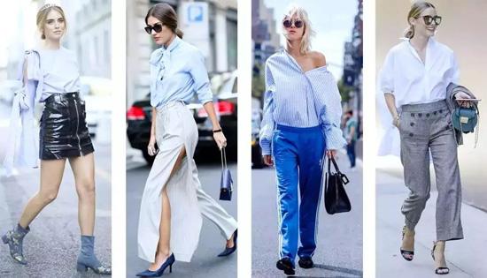 人人皆可驾驭的春日最潮搭 莎斯莱思时尚女装让你时髦一整年