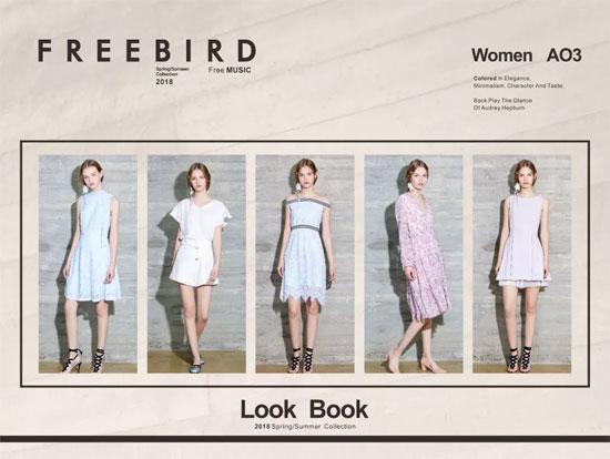 FREEBIRD自由鸟 2018春夏形象大片