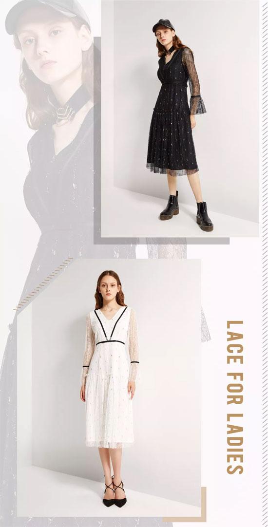18春夏快穿上季候风女装小裙纸去撒欢吧