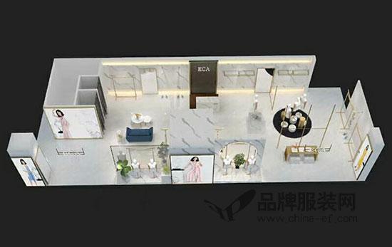 提前预祝ECA迎来五店开业大吉 生意兴隆