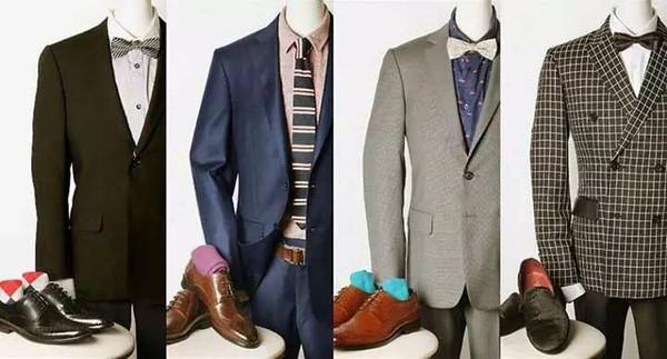 华名人高级定制西装-缔造典雅时尚绅士风格