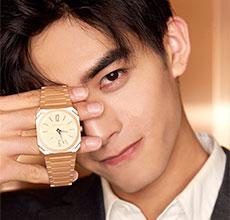 宝格丽BVLGARI全新光环腕表 让你的光环时刻闪耀