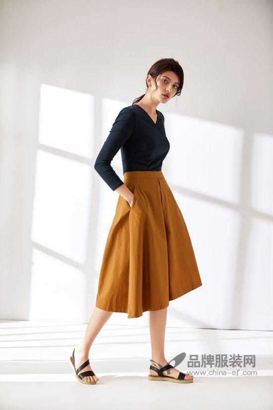SN lady时尚邂逅 开启职业女装新时代