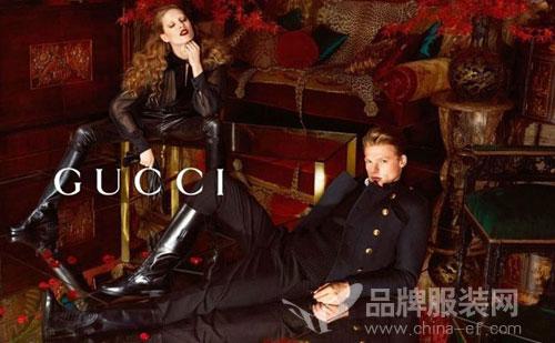Gucci登上2017[全球最有价值服饰品牌]排行榜