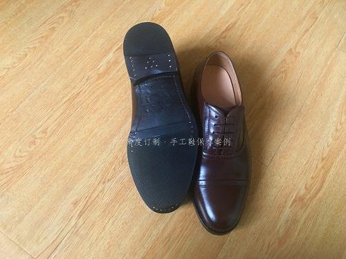 角度订制 认真对待每一位客户的手工订制鞋保养